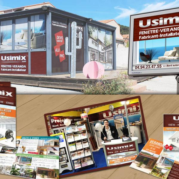 Usimix - Support de Communication